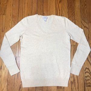 Loft outlet V neck sweater